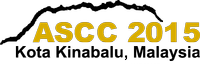 Asian Control Conference (in cooperation with IFAC) - ASCC 2015