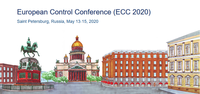 European Control Conference (in cooperation with IFAC) - ECC 2020