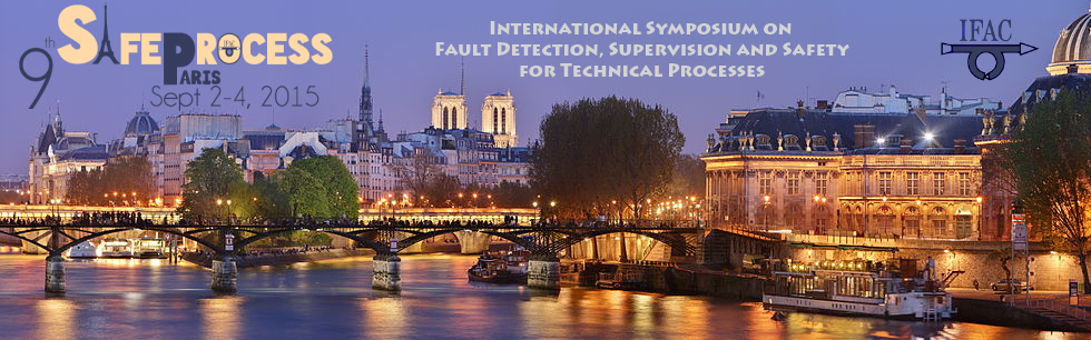 Fault Detection, Supervision and Safety of Technical Processes - 9th SAFEPROCESS 2015™