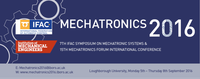 Mechatronic Systems - 7th MECHATRONICS 2016