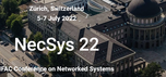 Networked Systems - 9th NECSYS 2022™