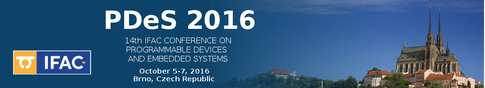 Programmable Devices and Embedded Systems - 14th PDES 2016